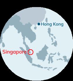 Hong Kong Singapour Carte.Singapore Prodata Group