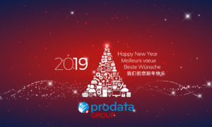 Meilleurs voeux - Happy New Year 2019